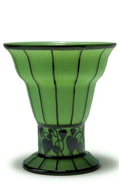 Pokal, 1916/17 Bolek, Hans - Lötz Wwe., Klostermühle Tango, Art Nouveau, Bohemia Glass, Glas Art, Glass Artwork, Overlays, Glass Vase, Creations, Oil Paintings