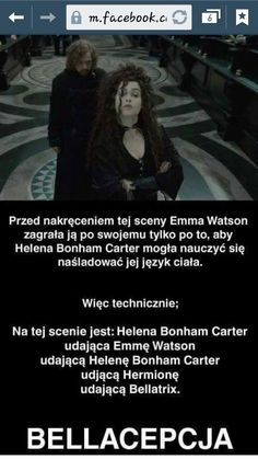 Funny Harry Potter Behind The Scenes Emma Watson 70 Ideas Harry Potter Anime, Harry Potter Jokes, Funny Pictures With Captions, Funny Images, Random Pictures, Funny Memes About Work, Funny Jokes For Adults, Helena Bonham Carter, Emma Watson