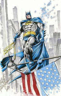 Batman by Carlos Pacheco