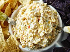 Fiesta Corn Salsa  Ingredients 3 cans Fiesta Corn or Mexi Corn, drained 3/4 cup Mayonnaise (regular or l...