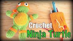 crochet turtle - YouTube