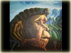 Artist: Octavio Ocampo  Paganrod: 2010.03