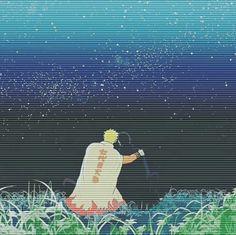 """""""He's the stars to my darkness. Naruto Shuppuden, Sasuke And Itachi, Sasuke X Naruto, Naruto Ship, Sasunaru, Narusasu, Naruhina, Anime One, Anime Guys"""