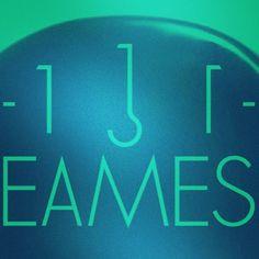 #unjouruneeames #newlogo #1j1eames