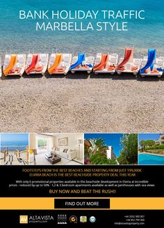 Marbella Property, Email Marketing Campaign, Bank Holiday, Pent House, The Incredibles, Beach, Inspiration, Design, Biblical Inspiration
