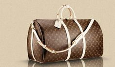 For those of you that travel frequently with crumpled, wrinkled clothing help is at hand from those expert luxury bag makers Louis Vuitton. Using their Art of Packing website four Louis Vuitton bags are presented and you can select your size appropriate bag and then click to pack the bag.