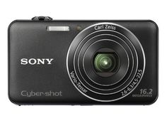 Sony Cyber-shot DSC-WX50 16.2 MP Digital Camera with 5x Optical Zoom and 2.7-inch LCD  (Black) (2012 Model) from Sony $108.00