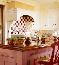 Kitchen Design On Pinterest Red Kitchen Decor Red