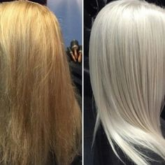 """* Formulas & SBS now live on behindthechair.com... search """"Platinum Perfection"""" ... thanks to Karl Brown @karlgbrown at @axishair and educator for @wellahair @wellaeducation for sharing his secrets with our behindthechair.com members! #btcpics #btcapproved"""