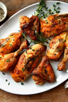 You don't need a brick oven for this perfect roast chicken from the legendary chef Judy Rodgers — but you do need a hot one, and a day or so to…