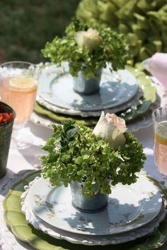 Tablescape | Floral