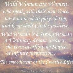 ☮ American Hippie ☮  Wild women