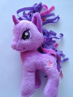 Amazon.com: My Little Pony 5 Inch Plush Twilight Sparkle: Toys & Games