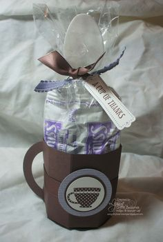 Cocoa Mug or Teacup tutorial  free at www.songofmyheartstampers.com