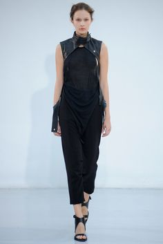 Nicolas Andreas Taralis Spring 2012 Ready-to-Wear Fashion Show
