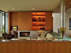 Lake Washington Residence in Washington by OSKAA
