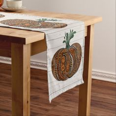 Artistic All Season Pumpkin Lg Table Runner 1 . https://www.zazzle.com/artistic_all_season_pumpkin_lg_table_runner_1-256175885229267117