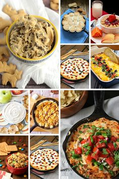 Deconstructing Your Favorite Foods: 21 Ultimate Dips