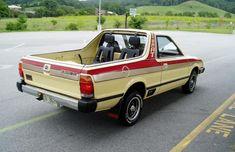 1982 Subaru Brat DL
