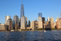 New York. Manhattan. desde el Rio Hudson