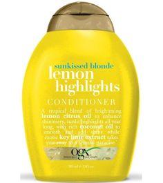 Organix Lemon Highlights Conditioner 385 ml - Sarı Saçlar İçin Saç Kremi  Organix Sarı Saçlar İçin Renk Belirginleştirici Limon Özlü Saç Bakım Kremi  Limon ve turuçgil özlerinden oluşan eşşiz saç bakım kremi ile saçlarınıza güneş ışıltısını kazandırın.