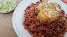 Pork Fried Rice #Surabaya #Indonesia