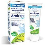 Boiron Arnicare Gel, Ounce, Topical Gel for Muscle Pain, Swelling, Stiffness and Discoloration from Bruising. Contact Dermatitis, Alcohol Free Toner, Homeopathic Medicine, Thing 1, Skin Care Regimen, Active Ingredient, Pain Relief, Muscle Pain, Amazon