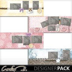 Digital Scrapbooking Kits | Baby Jazz Facebook Covers-(carolnb) | Babies, Boys, Everyday, Family, Girls, Heritage | MyMemories