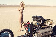 Courtney Force Shines Light on Athleticism Necessary for Racing Cars