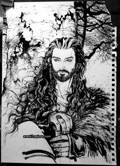 (37) the hobbit fanart   Tumblr evank7.egloos.com