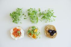 Bagels and Schmear – Simply Beautiful Eating