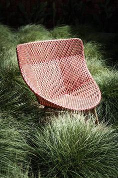 MBRACE, the new outdoor furniture collection by Sebastian Herkner for German manufacturer DEDON
