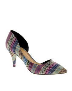 ASOS STORM Pointed Heels - ASOS price:   £35.00