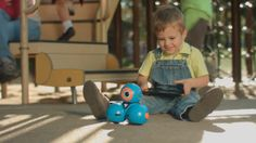Robots that teach kids computer programming during play-time! http://youtu.be/uLDQDaPHy9E