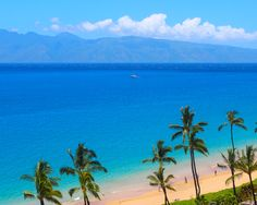 Lahaina, Maui. We were there for my 40th birthday in 2012. Amazing!