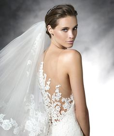 Tattoo Lace Wedding Dresses_Wedding Dresses_dressesss