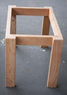 Legs on outside sensory box