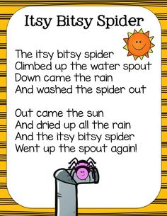 Free printable itsy bitsy spider quiet books pinterest free itsy bitsy spider activities pocket chart cards color sequence pictures and a student ccuart Image collections