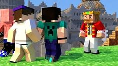 Minecraft - PARAÍSO - #27 O REINO DE NÁRNIA! - YouTube