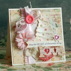 Lea's Cupcakes & Sunshine: May the Heart of Christmas....