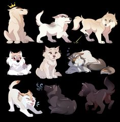Beby pup anime волки как рисовать в 2019 г. lobos, dibujos de animales и an Pet Anime, Anime Animals, Animal Sketches, Animal Drawings, Cute Wolf Drawings, Anime Wolf Drawing, Fantasy Wolf, Le Roi Lion, Wolf Pictures
