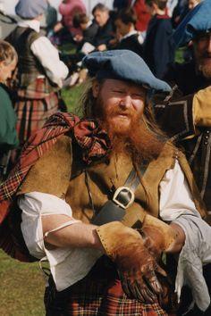1995 Battle of Prestonpans 1745 Re-enactment Photos