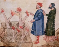 an analysis of an epic poem divine comedy by dante alighieri Dante's divine comedy poetry of dante full-text poems of dante alighieri, at everypoetcom.