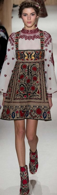 Valentino Spring 2015 Couture Batik Gedog Tuban, East Java,Indonesia?
