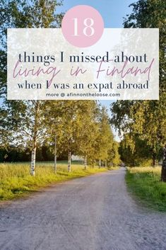 There's nothing quite like experiencing the big big world through travel and living abroad. But sometimes you just really miss home! Here are the things I missed about my life in Finland, my hometown, while I was an expat for nearly 8 years! Big Big, Helsinki, I Missed, Travel Guides, Finland, The Good Place, Cool Pictures, Travelling, Travel Destinations