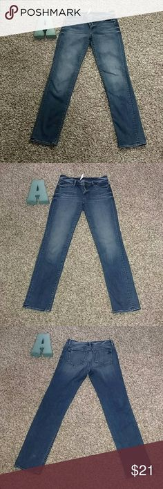 Ann Taylor Loft Skinny Jeans Ann Taylor Loft Made with Love Skinny Jeans. Size 25 Ann Taylor Loft  Jeans Skinny