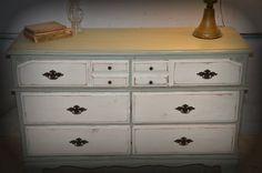greenwhite dresser