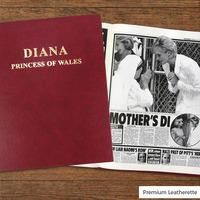Personalised Newspaper Book - Diana Edition: Item number: 3453093235 Currency: GBP Price: GBP39.99