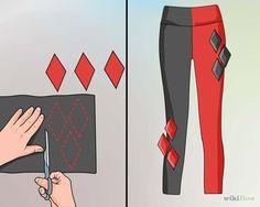 Make a Harley Quinn Costume Step 8 Version 2.jpg