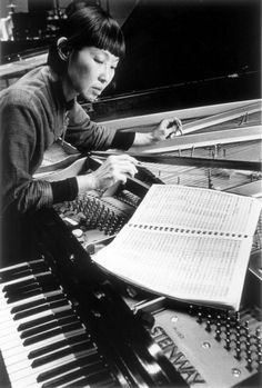 Singapore-born avant-garde pianist Margaret Leng Tan